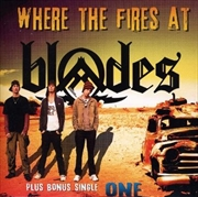 Where The Fires At | CD Singles
