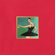 My Beautiful Dark Twisted Fantasy (Deluxe Edition) | CD/DVD