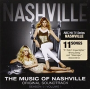 Music Of Nashville: Original Soundtrack | CD