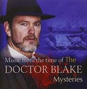 Music From The Time Of Doctor Blake Mysteries