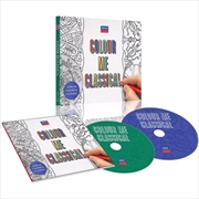 Colour Me Classical | CD