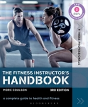 Fitness Instructor's Handbook: A Complete Guide to Health and Fitness | Paperback Book