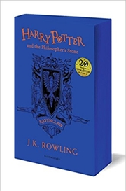 Harry Potter and the Philosopher's Stone - Ravenclaw Edition | Paperback Book