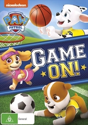 Paw Patrol - Game On! | DVD