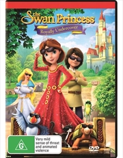 Swan Princess - Royally Undercover, The | DVD