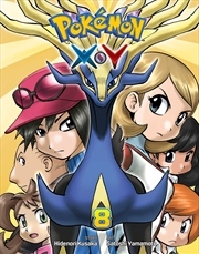 Pokemon XY: Vol 8 | Paperback Book