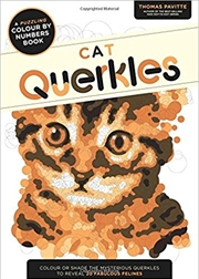 Cat Querkles: A Puzzling Colour-by-Numbers Book