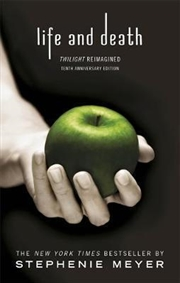 Twilight Tenth Anniversary/Life and Death Dual Edition | Paperback Book