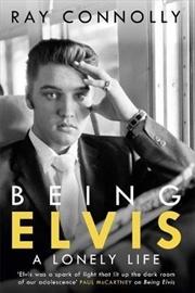Being Elvis | Paperback Book