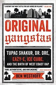 Original Gangstas | Hardback Book