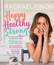 Happy Healthy Strong | Paperback Book