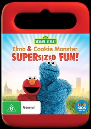 Sesame Street - Supersized Fun | DVD