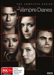 Vampire Diaries Boxset - Seasons 1-8