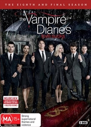 Vampire Diaries - Season 8 | DVD