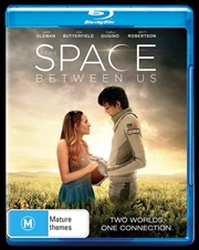 Space Between Us, The | Blu-ray