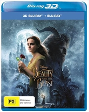 Beauty And The Beast | 3D + Blu-ray