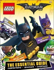 Lego Batman Movie Essential Gu