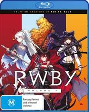 Rwby Vol 4 | Blu-ray