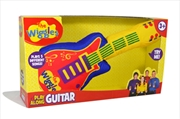 Guitar With Sound Plush