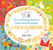 Colouring Book of Cards and Envelopes