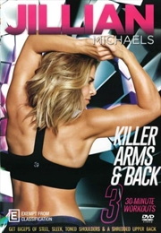 Killer Arms And Abs | DVD