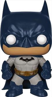 Blue Grey Batman