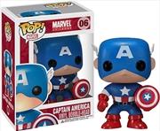 Captain America | Pop Vinyl