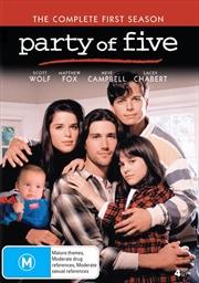 Party Of Five - Season 1 | DVD
