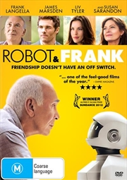 Robot and Frank | DVD