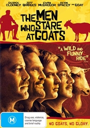 Men Who Stare At Goats, The | DVD