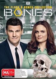 Bones - Season 1-12 Boxset | DVD