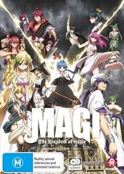 Magi - The Kingdom Of Magic - Season 2