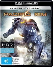 Pacific Rim | Blu-ray + UHD