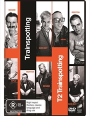 Trainspotting / T2 Trainspotting | UV - 2 Movie Franchise Pack