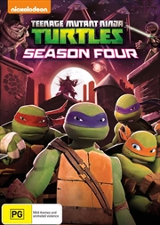 Teenage Mutant Ninja Turtles - Season 4 | Boxset | DVD