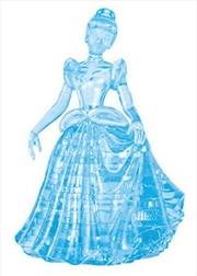 Cinderella Disney 3D Crystal Puzzle