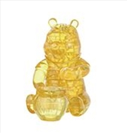 Winnie The Pooh Disney 3D Crystal Puzzle