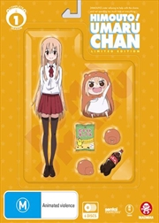 Himouto! Umaru-Chan - Limited Edition | Series Collection (With Figure)