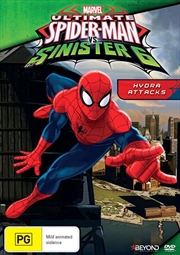 Ultimate Spider-Man - Hydra Attacks | DVD