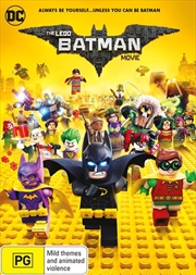 LEGO Batman Movie, The | DVD