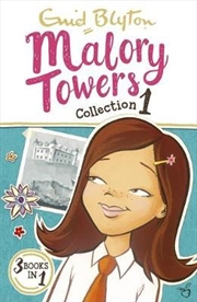 Malory Towers Collection 1 | Paperback Book
