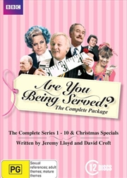Are You Being Served? | Series Collection