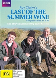 Last Of The Summer Wine - Series 31-32