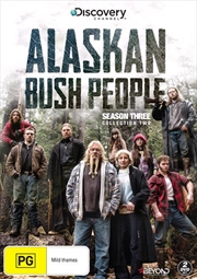Alaskan Bush People - Season 3 - Collection 2