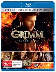 Grimm - Season 5 | Blu-ray