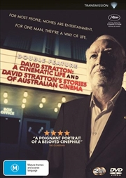 David Stratton - A Cinematic Life / David Stratton - Stories Of Australian Cinema