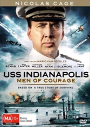 USS Indianapolis - Men Of Courage | DVD