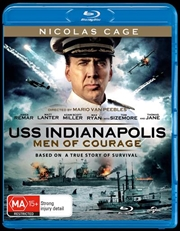 USS Indianapolis - Men Of Courage | Blu-ray