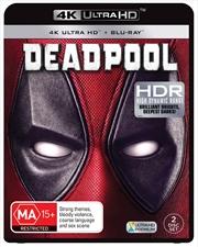 Deadpool | Blu-ray + UHD