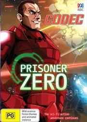 Prisoner Zero - The Codec
